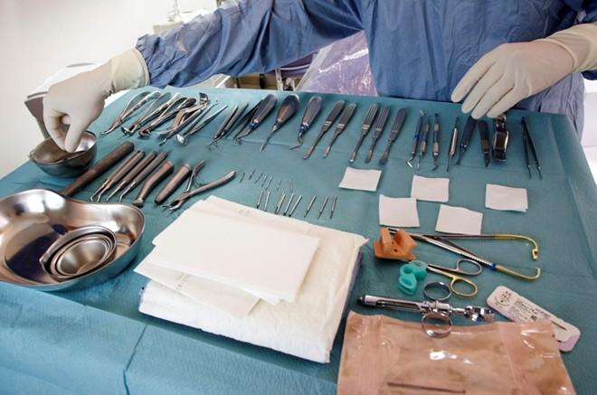 Matériaux de la chirurgie